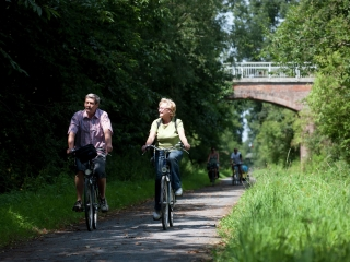 Wijnendale cycle route