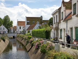 Charming towns and cities