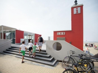 Tourist office Zeebrugge
